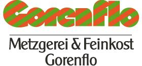 Gorenflo Metzgerei & Feinkost Retina Logo