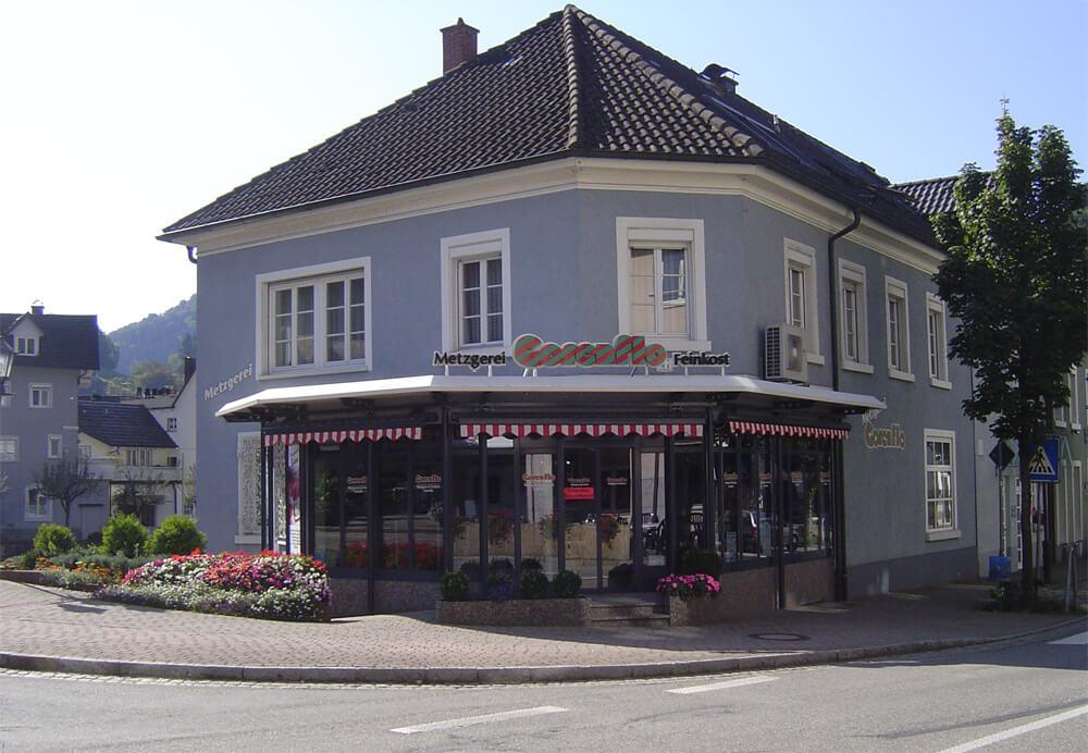 Ladengeschäft in Wolfach
