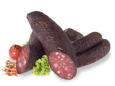 Chili-Schinken-Schwarzwurst